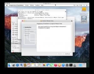 VMware Tools El Capitan2